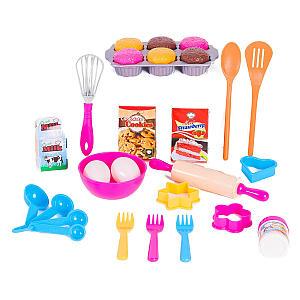 Pretend Play Bakeware Set