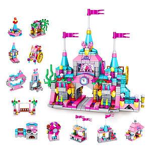 Princess Castle Building Set