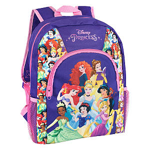 Princess Girls Disney Backpack