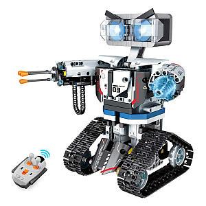 Remote Control Robot Building Block Kit