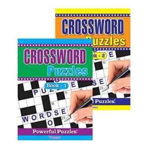Set of 2 Crosswords