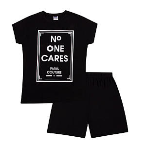 Short Pyjamas No One Cares Paris Couture