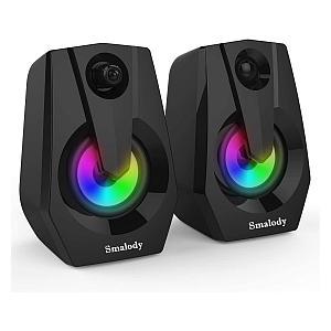 Smalody Stereo 2.0 USB Multimedia Speakers