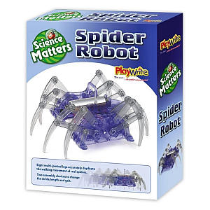 Spider Robot Science Kit