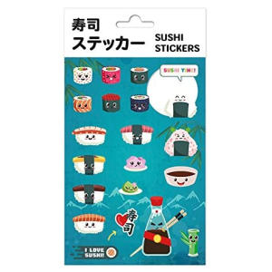 Sushi School Stickers