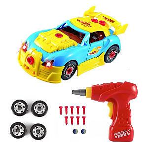 Take Apart Racing Toy Car