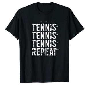 Tennis Fun T Shirt