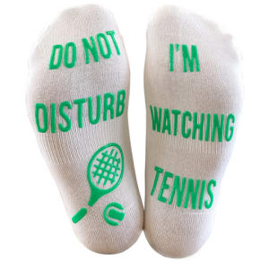 Novelty Tennis Socks