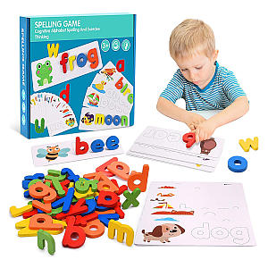 Tesoky Spelling Games for Kids