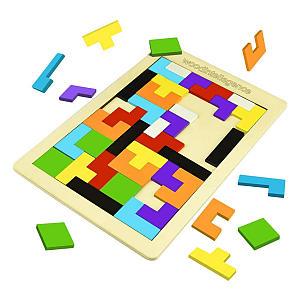 Tetris Jigsaw Puzzle Game