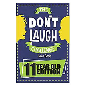 The Don't Laugh Challenge Book