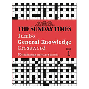 The Sunday Times Jumbo Crossword Book 1