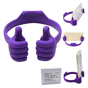 Thumbs-up Cell Phone Stand Holder