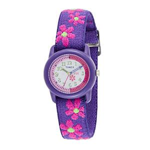 Timex Kid's Analog Fabric Strap Watch