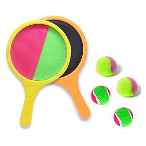 Toss & Catch Game Racket Set
