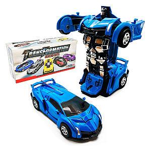 Transforming Robot Car Toy
