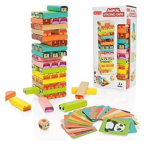 Tumble Tower Kids Game