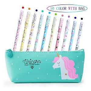 Unicorn Pen Set With Case