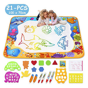 Water Drawing Mat