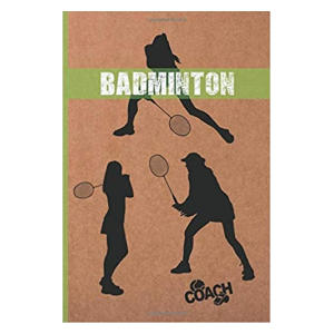 Badminton Training Log Book