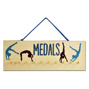 Boy's Medal Display Board