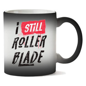 Colour Changing Rollerblade Mug