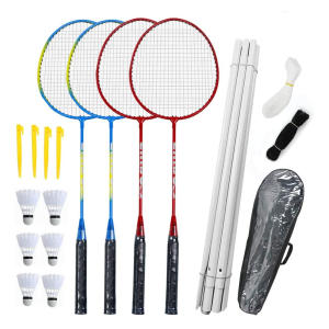 Complete Family Badminton Set