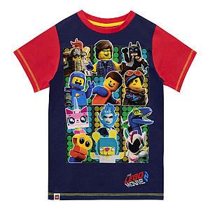 Lego Movie 2 Boys T-Shirt