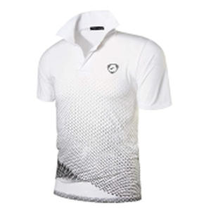 Men's Short Sleeve Polo T-Shirt