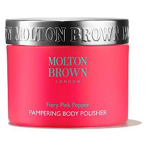 Molton Brown Fiery Pink Pepper Pampering Body Scrub