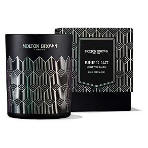 Molton Brown Juniper Jazz Single Wick Candle