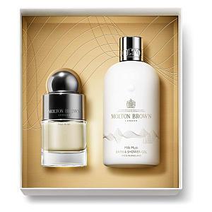 Molton Brown Milk Musk Fragrance Gift Set