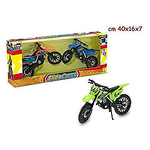 Mr. Boy Theorem-Motocross Acrobatic Challenge Scale