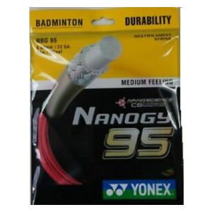 Nanogy 95 Badminton Strings