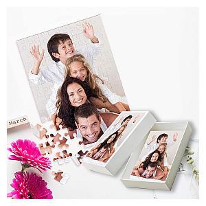 Personalised Jigsaw Puzzle Family Photo Gift