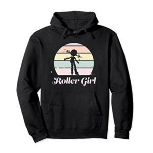 Roller Girl Hoodie
