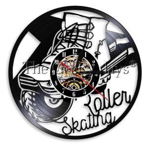 Rollerblade Clock