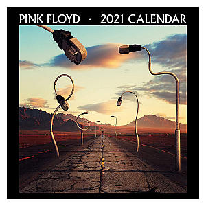 2021 Pink Floyd Calendar