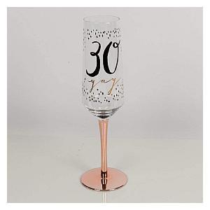 30 Yay Luxury Champagne Flute