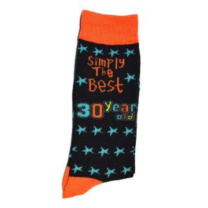 30 Year Old Novelty Socks