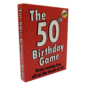 50th Birthday The Game