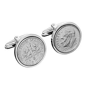 50th Coin Cufflinks