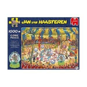 Acrobat Circus 1000 Piece Jigsaw