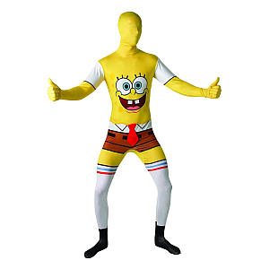 Adult's SpongeBob Squarepants Costume