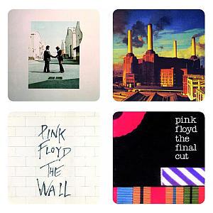 Album Covers Coaster Set