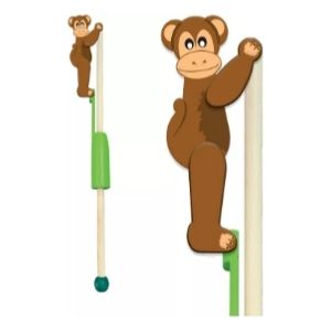 Acrobatic Monkey Toy