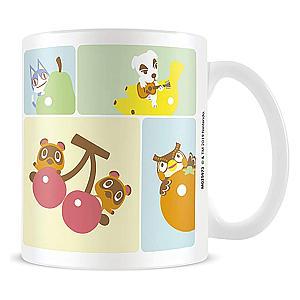 Animal Crossing Characters Mug