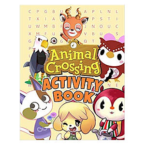 Animal Crossing Children's Activity Book