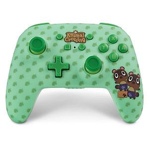 Animal Crossing Design Nintendo Switch Controller