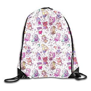Animal Crossing Gym Bag